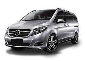 Mercedes V-class 8 PAX Automatic A/C