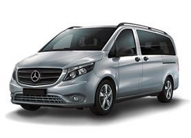 Mercedes Vito 9 PAX Automatic A/C