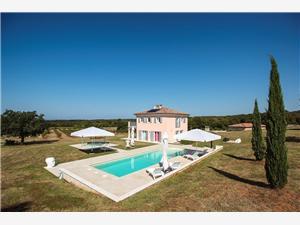 Дома для отдыха голубые Истрия,Резервирай Mongarsel От 415 €