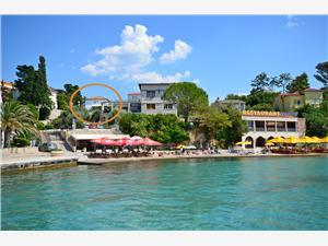 Kamers Marija Kvarner eilanden, Kwadratuur 16,00 m2, Lucht afstand tot de zee 50 m, Lucht afstand naar het centrum 800 m