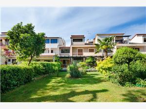 Appartement Blauw Istrië,Reserveren Branko Vanaf 58 €