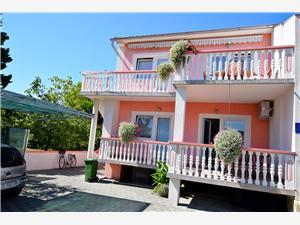 Apartmány Terezija Sabunike (Privlaka),Rezervujte Apartmány Terezija Od 58 €