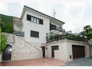 Apartmaj Ketty Rivijera Opatija, Kvadratura 80,00 m2, Oddaljenost od centra 400 m