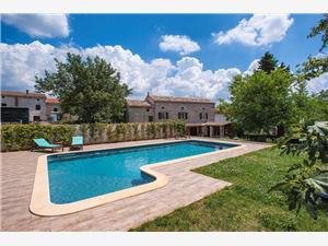 Privatunterkunft mit Pool Krase Svetvincenat,Buchen Privatunterkunft mit Pool Krase Ab 186 €