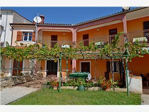 Dům Anton Modrá Istrie, Prostor 80,00 m2, Vzdušní vzdálenost od centra místa 30 m