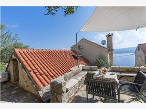 Vakantie huizen Cottage Omis,Reserveren Vakantie huizen Cottage Vanaf 95 €