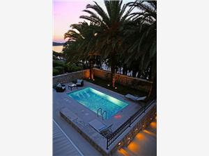 Hébergement avec piscine Riviera de Dubrovnik,Réservez Franica De 1300 €
