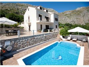 Kwatery z basenem Rozat Dubrovnik,Rezerwuj Kwatery z basenem Rozat Od 1589 zl