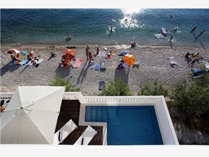 Vila More Makarska rivijera, Kvadratura 270,00 m2, Smještaj s bazenom