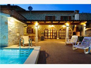 Privatunterkunft mit Pool Blaue Istrien,Buchen ANDORO Ab 170 €