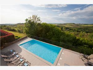 Villa DAYMOND Gornje Baredine, Kvadratura 185,00 m2, Smještaj s bazenom