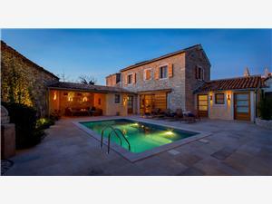 Hébergement avec piscine PERLA Liznjan,Réservez Hébergement avec piscine PERLA De 499 €