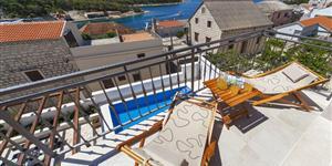 House - Povlja - island Brac