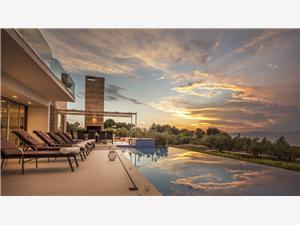 Villa ANNA Splitska - Brac sziget, Méret 320,00 m2, Szállás medencével