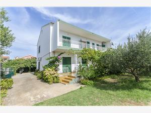 Апартаменты Secret Garden Vodice, квадратура 50,00 m2, Воздуха удалённость от моря 150 m