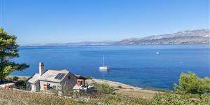 Huis - Postira - eiland Brac