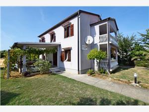 Appartamenti Milka Sabunike (Privlaka), Dimensioni 40,00 m2, Distanza aerea dal mare 250 m, Distanza aerea dal centro città 50 m