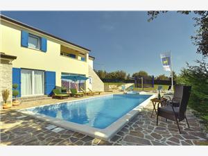 Дома для отдыха голубые Истрия,Резервирай Maximus От 262 €