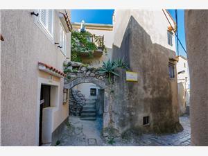 Апартаменты Marija Vrbnik - ostrov Krk, квадратура 25,00 m2, Воздух расстояние до центра города 100 m
