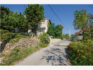 Апартамент Marija Lopar - ostrov Rab, квадратура 80,00 m2