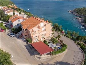 Appartementen Zorica Dramalj (Crikvenica), Kwadratuur 20,00 m2, Lucht afstand tot de zee 50 m