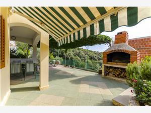 Apartamenty Toni Vinisce, Powierzchnia 50,00 m2, Odległość do morze mierzona drogą powietrzną wynosi 100 m