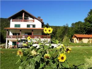 Appartement Nationaal Park Plitvice,Reserveren Robert Vanaf 136 €