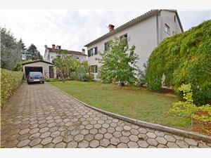 Appartamento Velimir Parenzo (Porec), Casa di pietra, Dimensioni 50,00 m2, Distanza aerea dal centro città 700 m