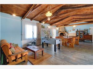 House Barat Zelená Istria, Rozloha 70,00 m2, Ubytovanie sbazénom