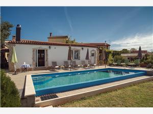 Soukromé ubytování s bazénem Zelená Istrie,Rezervuj Barat Od 1611 kč