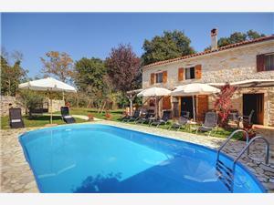 Vakantie huizen Groene Istrië,Reserveren Katarina Vanaf 235 €