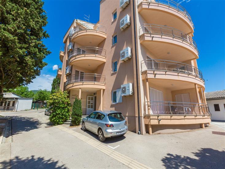 Appartementen VILLA VANDA