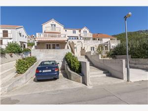 Apartmani Mate Bol - otok Brač, Kvadratura 80,00 m2, Zračna udaljenost od centra mjesta 300 m