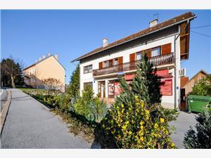 Pokoj Anton Plitvice, Prostor 35,00 m2, Vzdušní vzdálenost od centra místa 10 m