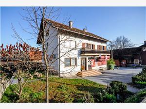Chambre Anton Plitvice, Superficie 35,00 m2, Distance (vol d'oiseau) jusqu'au centre ville 10 m
