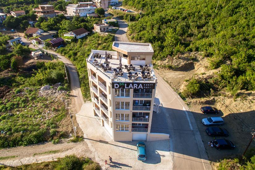 Apartmány DILARA