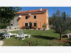 Prázdninové domy Modrá Istrie,Rezervuj Murva Od 2370 kč