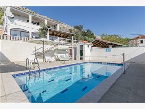 Accommodatie met zwembad Leo Podstrana,Reserveren Accommodatie met zwembad Leo Vanaf 310 €