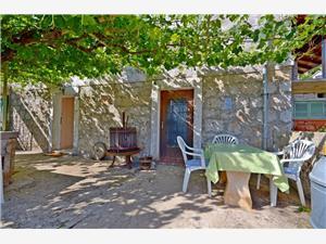 Дом Marija Lastovo - ostrov Lastovo, квадратура 70,00 m2, Воздух расстояние до центра города 200 m