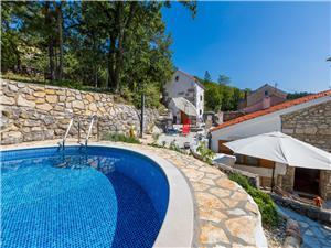 Vakantie huizen De Crikvenica Riviera en Rijeka,Reserveren NINA Vanaf 257 €