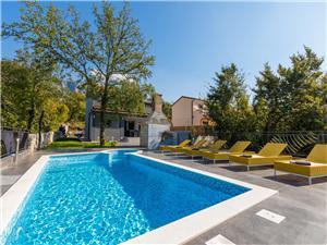 Casa Villa Solaris Tribalj, Dimensioni 150,00 m2, Alloggi con piscina