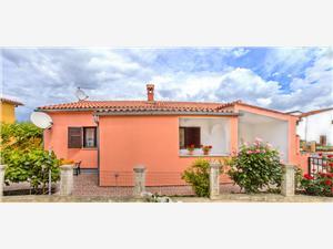 Дома для отдыха голубые Истрия,Резервирай Luciano От 142 €
