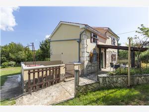 Ház Dean Zöld Isztria, Autentikus kőház, Méret 90,00 m2