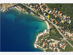 Appartements Joy Riviera de Rijeka et Crikvenica, Superficie 40,00 m2, Distance (vol d'oiseau) jusque la mer 20 m