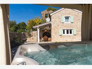 Kuća za odmor Misto Dobrinj - otok Krk, Kvadratura 80,00 m2