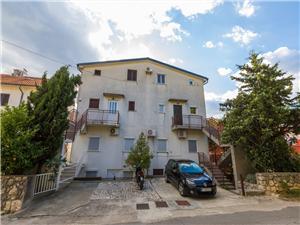 Appartementen Antuno Dramalj (Crikvenica), Kwadratuur 200,00 m2