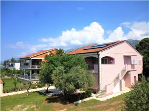 Kwatery nad morzem Pisak Maslenica (Zadar),Rezerwuj Kwatery nad morzem Pisak Od 232 zl