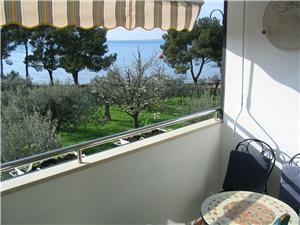 Апартамент Oliva Fazana, квадратура 70,00 m2, Воздуха удалённость от моря 50 m, Воздух расстояние до центра города 100 m