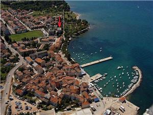 Beachfront accommodation Blue Istria,Book Oliva From 109 €