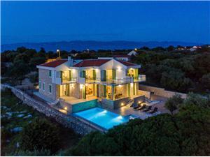 Üdülőházak Észak-Dalmácia szigetei,Foglaljon Bramasole From 319266 Ft